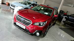 SUBARU OUTBACK 2,5i CVT BUSINESS NAVI